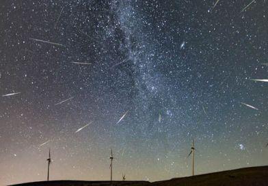 Atividade da Chuva de Meteoros Orionids 2017