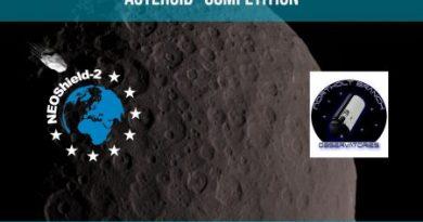 Associado Exoss vence o Concurso mundial Capture o Asteroide 2017