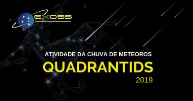 Chuva de meteoros Quadrantids 2019