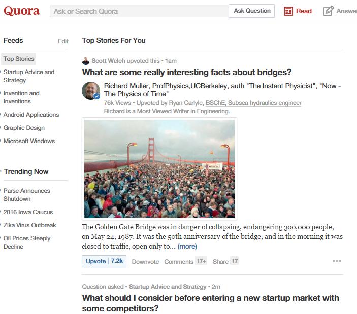quora growth hack