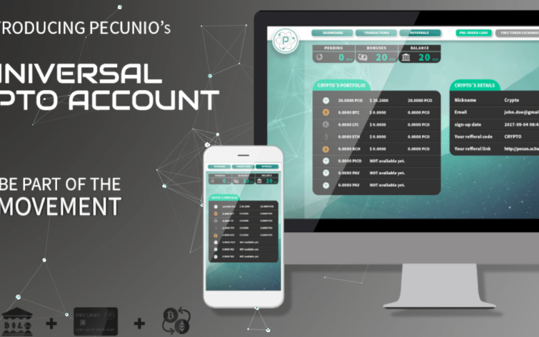 Pecunio Redefining the Crypto Market Through Decentralized Investment Platform