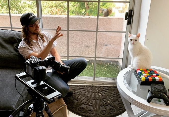 New Cat Documentary Cat Daddies To Feature Celebrity Cats and Their Dads