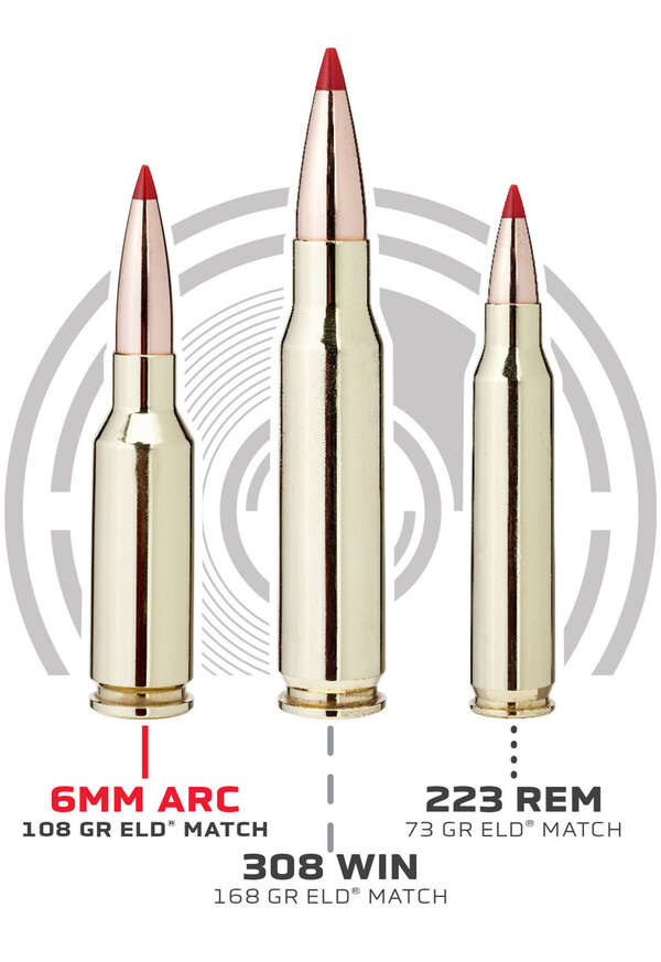 Cartridge Size Chart : cartridge, chart, Hornady, Manufacturing,