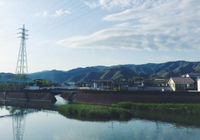 高知市 久万川