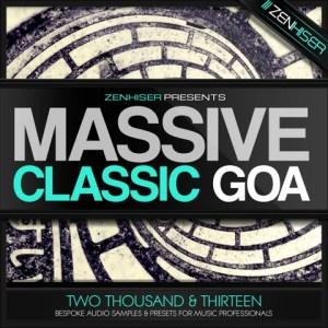 Massive Classic Goa Presets