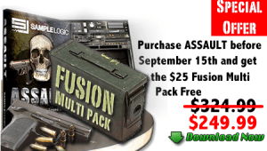 Fusion Multi Pack for ASSAULT