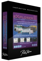 Rob Papen presents unmissable upgrade offers on eXplorer-III bundle