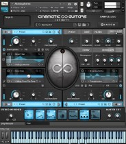 Sample Logic announces CINEMATIC GUITARS INFINITY!