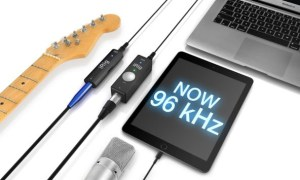 IK Multimedia announces 96kHz firmware update for iRig PRO and iRig HD