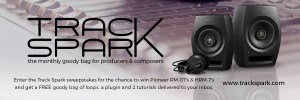Win Pioneer RM-07's & HRM-7's from Track Spark, plus download free sounds & a new plugin