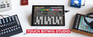 Announcing Bitwig Studio 1.3 | Touch Bitwig Studio