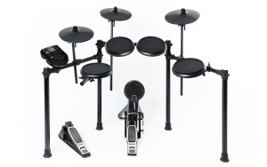 ALESIS STRIKES HEART OF ELECTRONIC DRUM MARKET WITH NEW OVER-ACHIEVING NITRO DRUM KIT