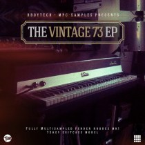 MPC-Samples & BBoyTech Releases 'The Vintage 73 EP'