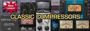 "AudioSchoolOnline.com Releases ""Classic Compressors"""