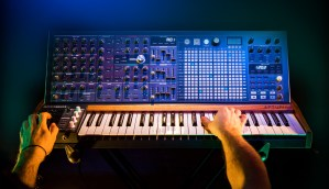 Arturia ushers in analogue avant-garde era with massive-sounding MatrixBrute Analog Synthesizer