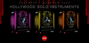 New EastWest Hollywood Solo Cello Now Available