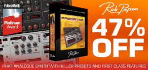 Rob Papen announces huge Predator price drop