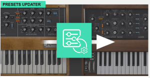 Arturia Releases V Collection 4 to V Collection 5 Preset Converter