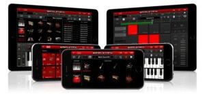 SampleTank 2 for iOS released from IK Multimedia