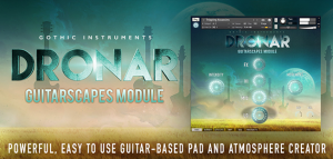 Time+Space presents new DRONAR Guitarscapes