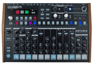 Arturia Announces the DrumBrute Analog Drum Machine & Sequencer