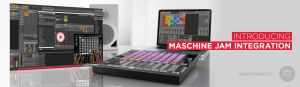 Introducing Maschine JAM – Bitwig Studio Integration