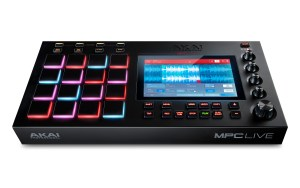 Akai Introduces the MPC Live Standalone Production Center