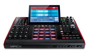 Akai Announces New MPCX Standalone Production Station
