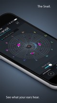The Snail version 2 – advanced tuner for iPhone