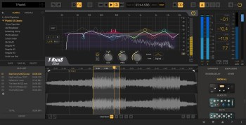 IK Multimedia announces T-RackS 5 – the most powerful mixing and mastering modular system for Mac/PC
