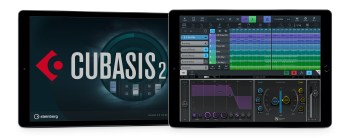 Steinberg Launches Cubasis 2.3 Now with Waves IAP