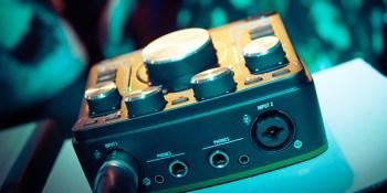 Arturia Announce Audiofuse Firmware Update1.1