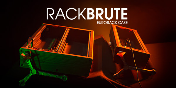 Arturia announces RackBrute 3U/6U as part of the MiniBrute 2 EcoSystem