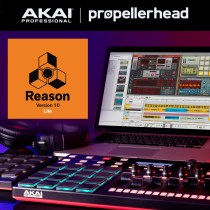 Akai and Propellerheds Team Up To Offer Reason Lite With Select Akai Controllers