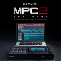 Akai opens up MPC Platform With MIDI Mapping In 2.2 Update