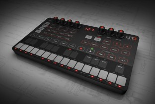 IK Multimedia unveils UNO Synth – a true-analog, ultra-portable monophonic synthesizer