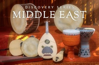 Native Instruments introduces DISCOVERY SERIES: MIDDLE EAST