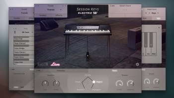 e-instruments Announces Session Keys Electric W
