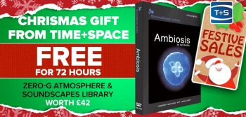 FREE Zero-G SoundSense Ambiosis from Time+Space