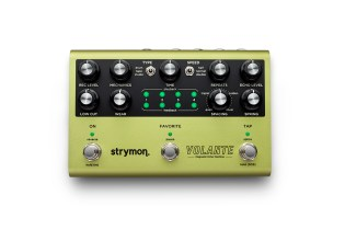 Strymon Releases Volante Magnetic Echo Machine