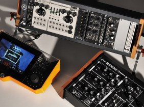 MIND Music Labs showcases ELK MusicOS at SUPERBOOTH19 with prototype products and announcements