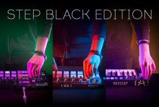 Arturia to reissue Black Edition BeatStep, BeatStep Pro, and KeyStep