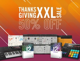 Native Instruments announces Thanksgiving XXL