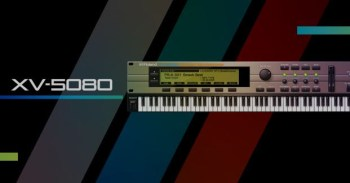 Roland XV-5080 Now Available in Roland Cloud
