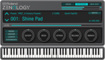 Roland Announces Major Expansion of Roland Cloud & ZENOLOGY Zen-Core Plugin