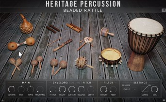 Impact Soundworks Releases Free Heritage Percussion Sample Library