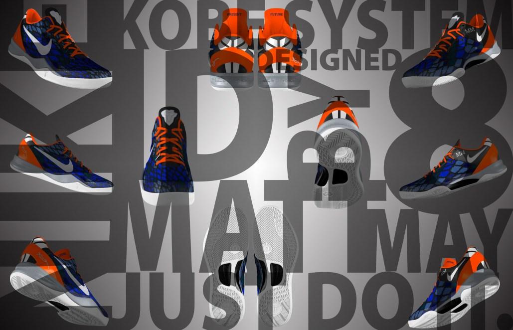 Nike Kobe System 8