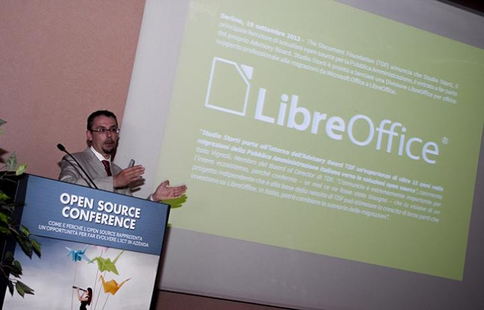 Paolo Storti - LibreOffice Open Source Conference Padova2014