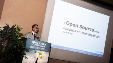 Paolo Storti - Open Source Conference Padova2014
