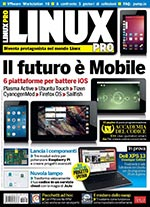 LinuxPro n.136 dicembre 2013